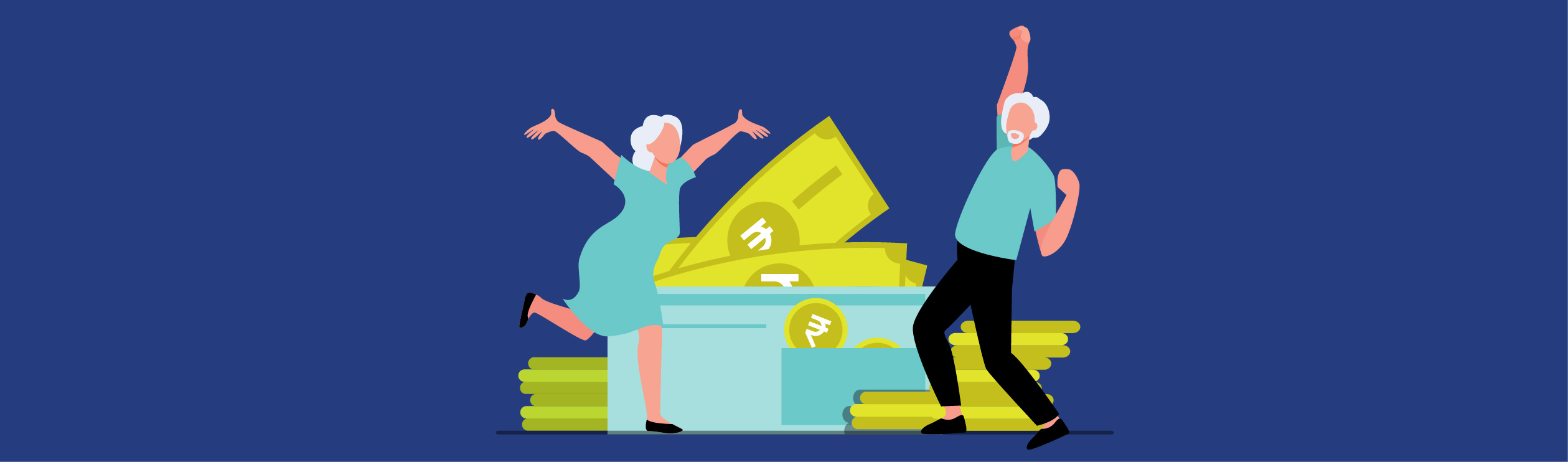 Monthly Income Scheme For Senior Citizens